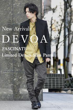 DEVOA FASCINATE Limited Pants New Arrival!