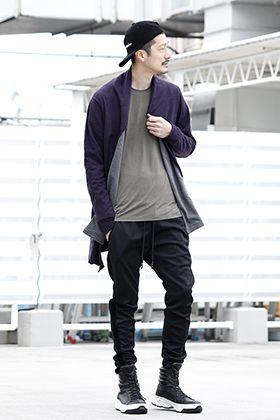 .LOGY kyoto 20SS 【 RIPVANWINKLE × VEILANCE 】DOUBLE CARDE STYLING!!!