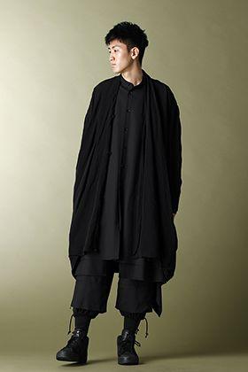 .Logy kyoto Layered All Black STYLE!!