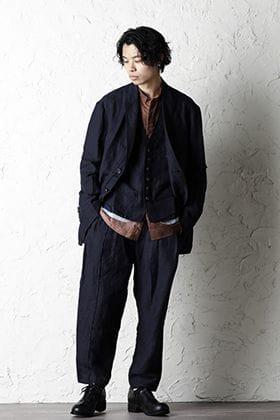 ZIGGY CHEN 20SS 3piece Jacket Style