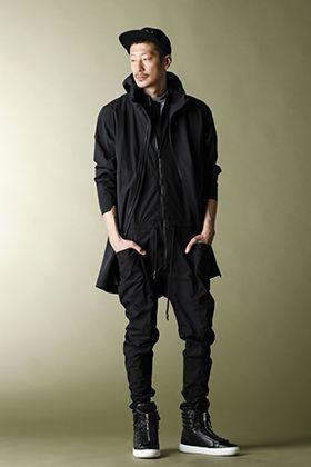 .LOGY kyoto 20SS【 RIPVANWINKLE × VEILANCE 】ALL IN ONE JODHPUR STYLE!