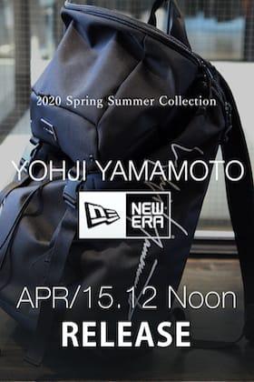 Yohji Yamamoto × New Era Release Date Notice