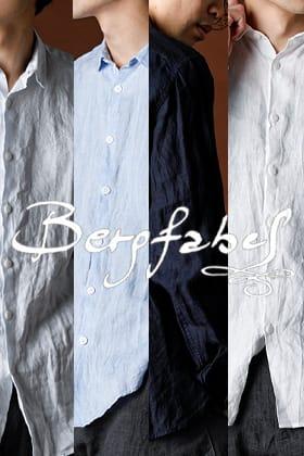 Bergfabel 20SS Linen Shirts