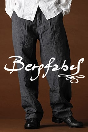 Bergfabel 20SS Farmer Pants