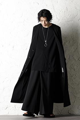 Yohji Yamamoto 20SS Early Summer Jacket Style