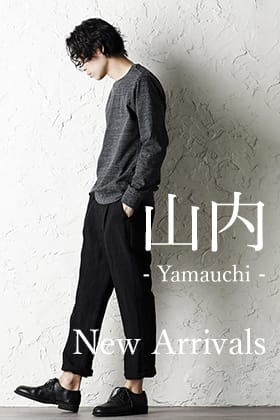 山内 20SS 4th Delivery!