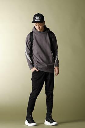 .LOGY kyoto 20SS RIPVANWINKLE【 LINE HOODIE 】STYLING