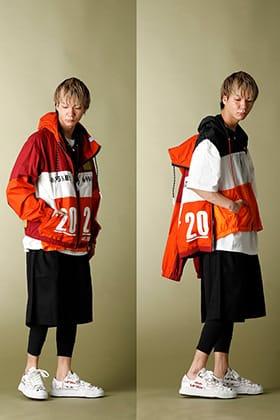 Maison MIHARAYASUHIRO Double-Face Shirts Parka Street Styling!!