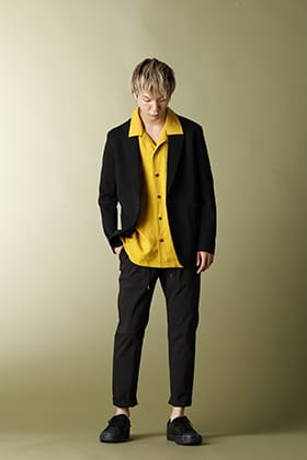 ATTACHMENT Fabio punch 2B jacket Spring Styling!!