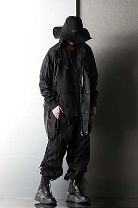 Hamcus 20SS Collection Black Styling