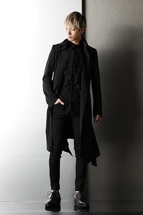 kiryuyrik x GalaabenD Black Slim Styling