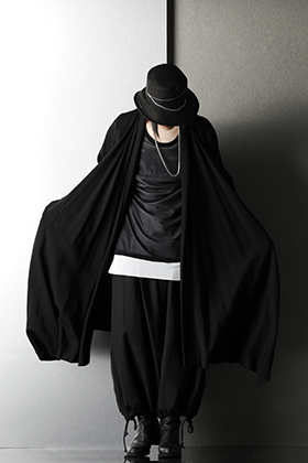 Ground Y & kiryuyrik & GUIDI Black Mix styling