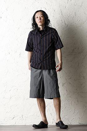 DEVOA 20SS Summer shirt Style