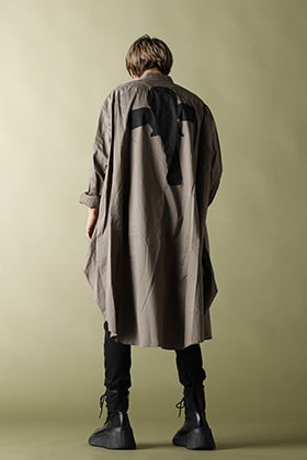 .LOGY Kyoto JULIUS 20SS PT Long shirt STYLE!!
