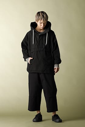 .LOGY Kyoto Y-3 20SS CANVAS WORKWEAR CROPPED PANTS STYLE!!