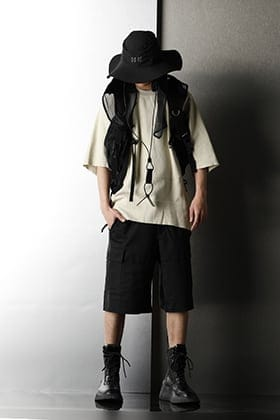 Hamucus 2020SS Summer military Styling