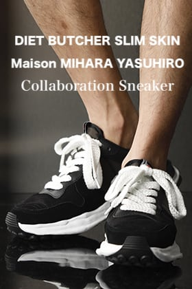DBSS × MMY New Design Sneaker styling