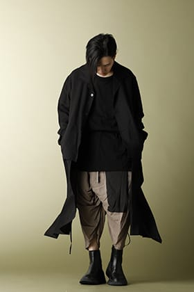 .LOGY Kyoto JULIUS 20SS PT Wide cropped pants Spring STYLE!!