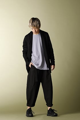 ATTACHMENT × KAZUYUKI KUMAGAI Stall Cardigan Cordinate!!