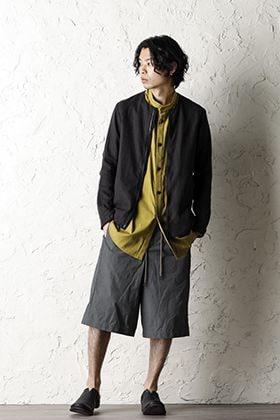 DEVOA:Blouson Style with Key Color