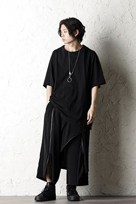 Yohji Yamamoto 20SS Recommended Style for Summer