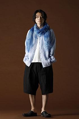 ANNASTESIA - Bergfabel 2020SS Sax Tyrol Shirt Styling