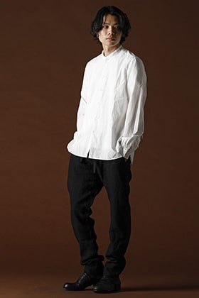 ANNASTESIA's Styling / Bergfabel  2020SS:Large Short Tyrol Shirt (Vol.2)