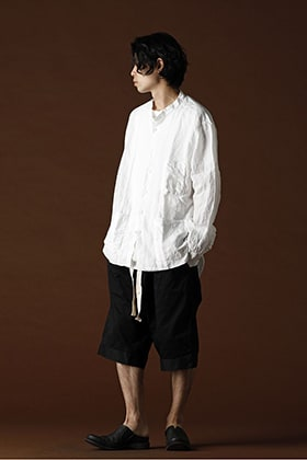 ANNASTESIA - Bergfabel 2020SS 3-Pocket Farmer Shirt Styling