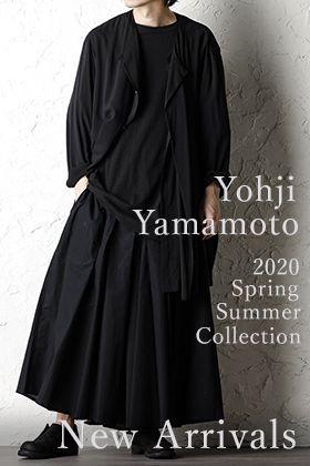 Yohji Yamamoto 20SS Last Delivery