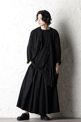 Yohji Yamamoto 20SS Cotton Cloth HAKAMA Pants Style