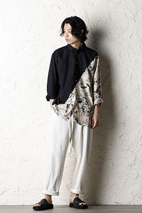 SUZUSAN 20SS Refreshing Shirt Style