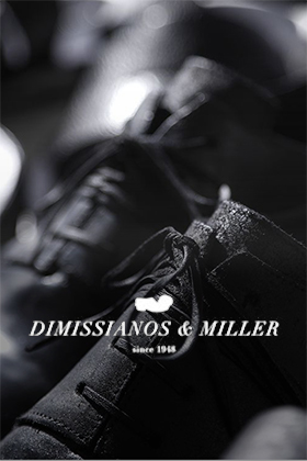 ANNASTESIA : 2020SS / DIMISSIANOS & MILLER Shoes Collection