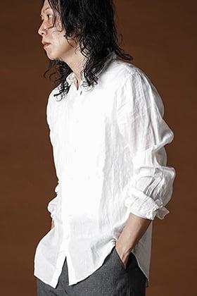 ANNASTESIA / Bergfabel2020SS Summer Linen Style Trousers