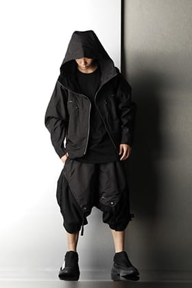 HAMCUS New military blouson Black Styling!!