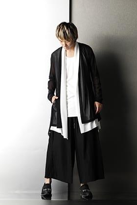 kiryuyrik & nude:mm Glossy drape styling