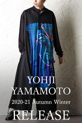 Yohji Yamamoto 20-21AW 1st Delivery