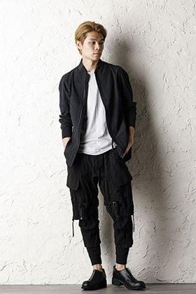 D.HYGEN 20SS Reflector Coated Shirt Blouson Style