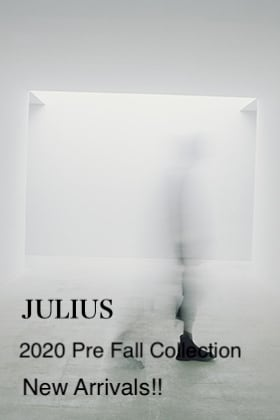 JULIUS 2020 Pre Fall Collection 3rd Delivery!!