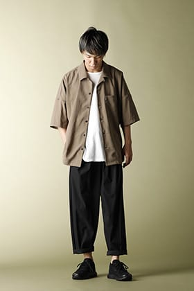 20PRE-FALL KAZUYUKI KUMAGAI New shirt cordinate!!