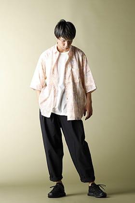 FACTOTUM×KAZUYUKI KUMAGAI summer shirt cordinate!!