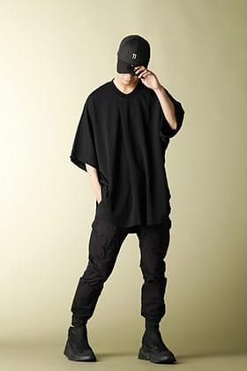 .LOGY Kyoto JULIUS × NILøS × RIPVANWINKLE 20SS BLACK  Summer STYLE!!