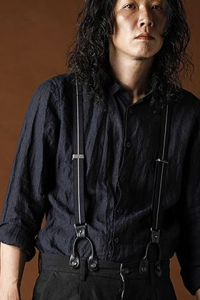 ANNASTESIA / Bergfabel 2020SS Suspender Style