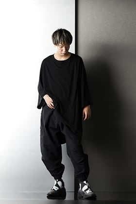 JULIUS 2020PF Collection Loose silhouette Styling