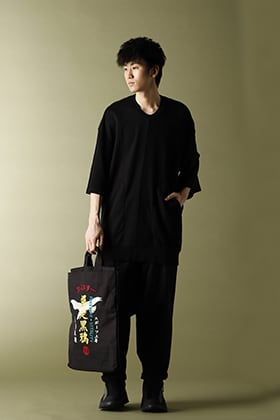 .LOGY Kyoto JULIUS × Ground Y 20SS BLACK Recommended STYLE!!