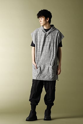.LOGY Kyoto 20SS【DROP VEST HOODIE】JOGGER PANTS STYLE!
