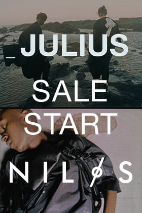 JULIUS and NILøS will start selling now.