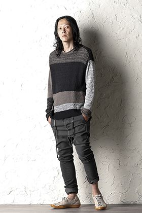 TVA x DANIEL ANDRESEN collaboration Knit Relax Style