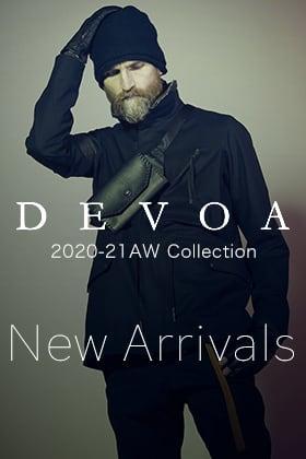 DEVOA 2020-21AW New Arrivals
