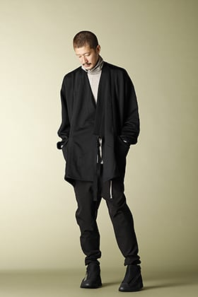 20AW The Viridi-anne【Cotton Nylon Fleece-Lined Kimono Jacket】Styling!!