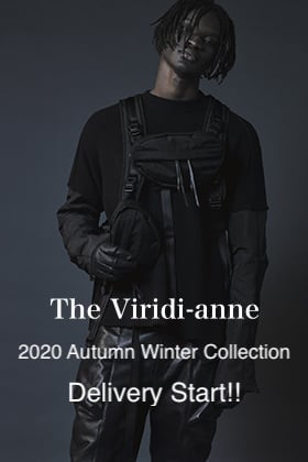 The Viridi-anne 2020 Autumn Winter Collection Delivery Start!!